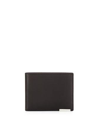 Toledo Bi-Fold Wallet, Black