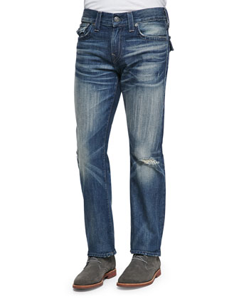 Quick Fade Denim Jeans