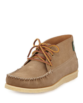 Crepe-Sole 1955 Chukka Boot, Dark Khaki