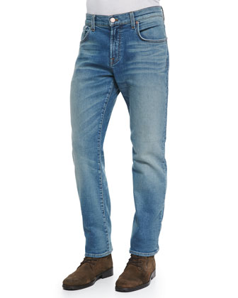 Renegade Straight-Leg Denim Jeans
