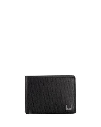 Monaco Bi-Fold Wallet with ID Lock Technology