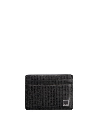 Monaco Slim Card Case with ID Lock Technology