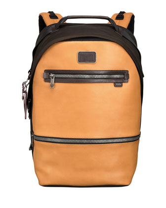 Cannon Backpack, Saddle/Brown