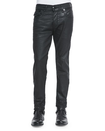 Dean Super T Lux Tux Tapered Jeans