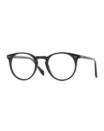 Sir O'Malley 46 Fashion Glasses, Black