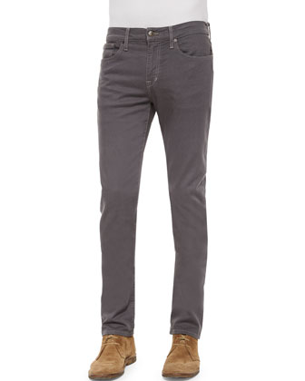 Brixton Straight-Narrow Denim Jeans, Charcoal