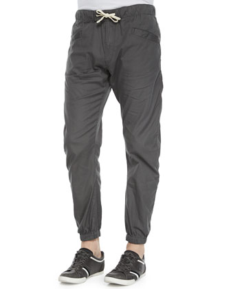 Davin Jogging Pants, Gray