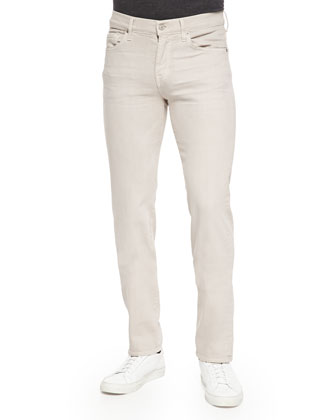 Slimmy Jeans, Light Khaki