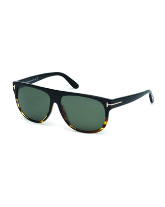 Kristen Polarized Square Sunglasses
