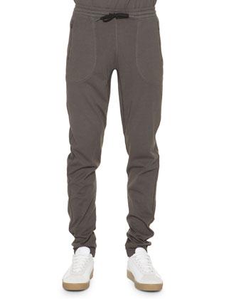 Nylon Zip-Up Hoodie Jacket, Asymmetrical Zipper Tee with Hood & Cotton ...