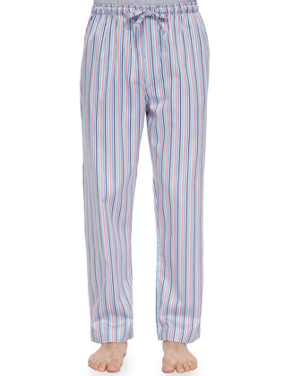 Wellington Multi-Striped Pajama Pants