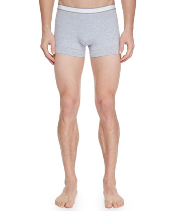 Hipster Boxer Briefs, Blue