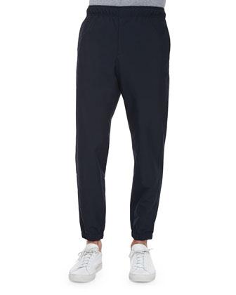 Knit Jogger Pants, Dark Navy