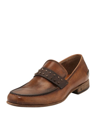 Ludwig Cut-Stitch Loafer
