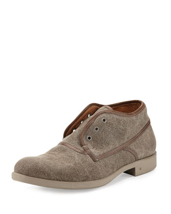 Dylan Suede Chukka Boot, Brown