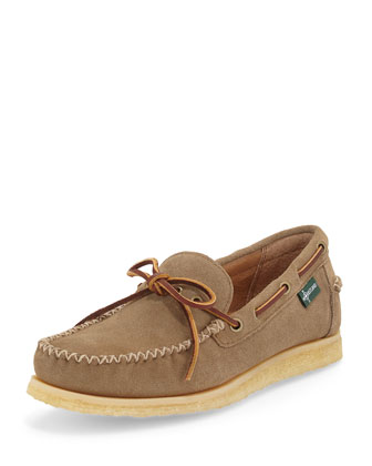 Merrimac 1955 Camp Moccasin, Dark Khaki