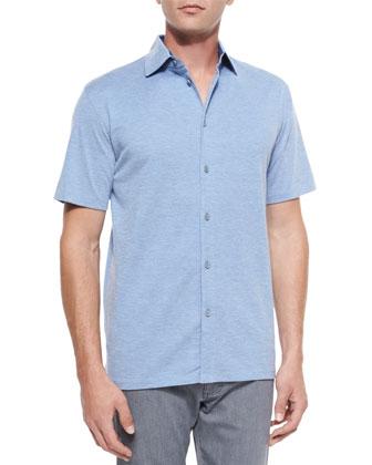 Mister Buttons Polo Shirt & Slim-Fit Denim Jeans