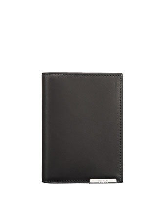 Toledo Credit Card Case, Black