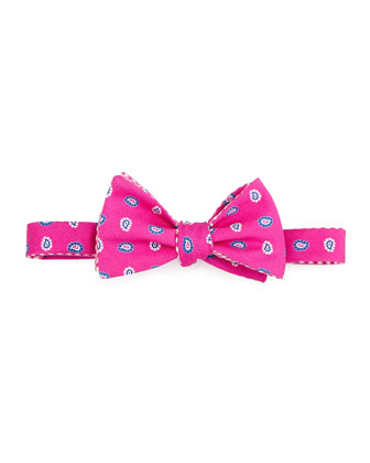 Pines Bow Tie, Pink