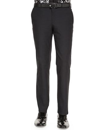 High-Shine Evening Jacket, Tonal-Stripe Woven Sport Shirt & Scuba ...