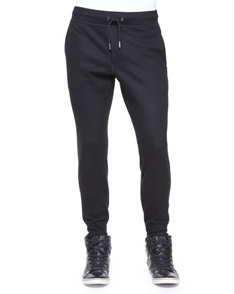 Garrett Thermal Long-Sleeve Henley Shirt & Slim-Fit Stretch Jogger Pants