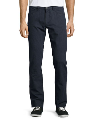 Haydin Five-Pocket Pants, Navy