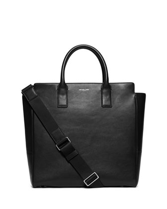 Dylan Soft Leather Tote Bag