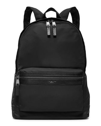 Kent Lightweight Nylon Backpack