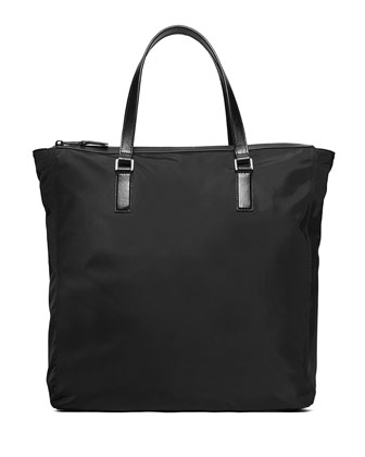 Kent Men's Lightweight Nylon Tote Bag