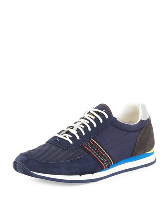 Moogg Galaxy Trainer Sneaker, Blue