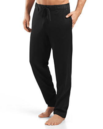 Night & Day Woven Lounge Pants, Green