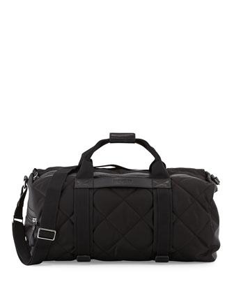Bertrand Duffel Bag, Black