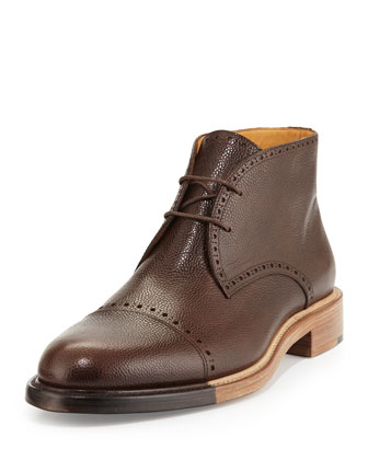 The Chuckers Leather Oxford