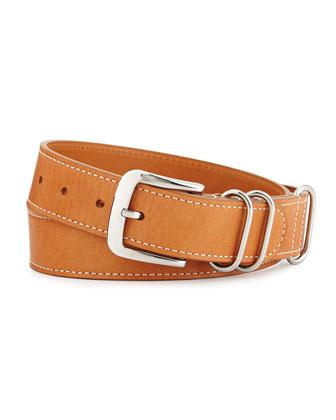 Nato Leather Belt