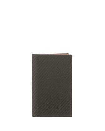Chassis Vertical 8CC Wallet, Green
