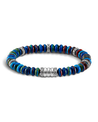 Men's Batu Bedeg Beaded Bracelet