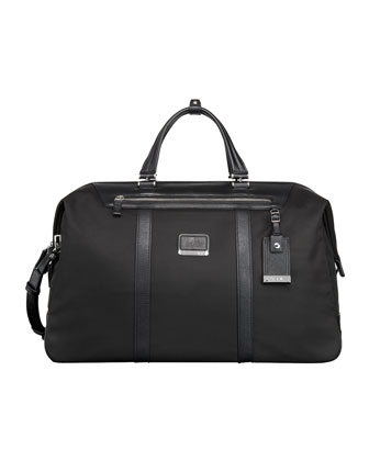Waldorf Soft Duffel Bag, Black