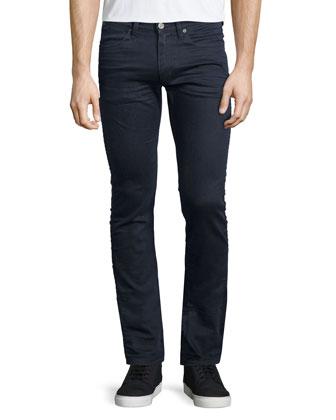 Max Blue Speed Slim-Fit Denim Jeans, Dark Blue