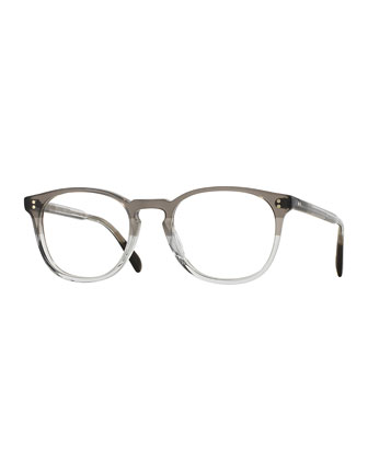 Finley Esq. 51 Optical Glasses, Gray