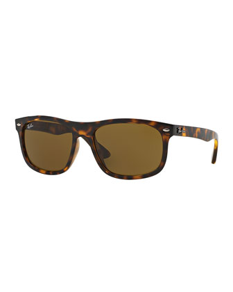 New Wayfarer Classic Sunglasses, Brown