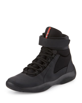 Punta Ala High-Top Sneaker