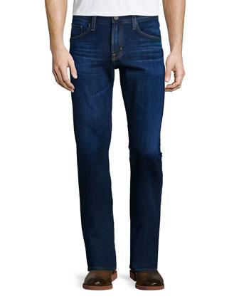 Graduate Boqueria Denim Jeans, Dark Blue
