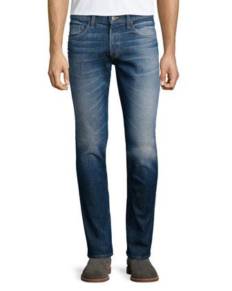 Tyler Anders Slim-Fit Denim Jeans