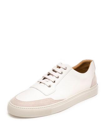 Mr Jones Leather & Suede Sneaker