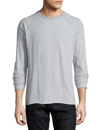 Pensacola Jersey Polo Shirt, Gray