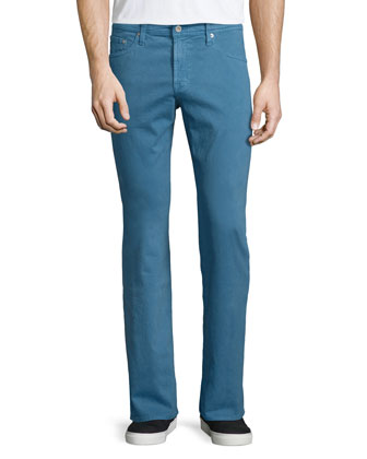 Graduate Sulfur Salton Jeans, Light Sky Blue