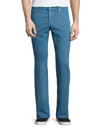 Graduate Sulfur Salton Jeans, Light Sky Blue