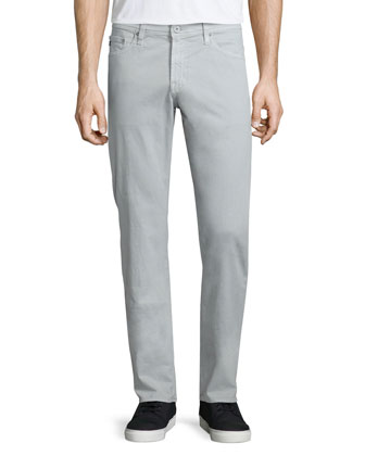 Graduate Sulfur Quartz Jeans, Light Purplish Gray