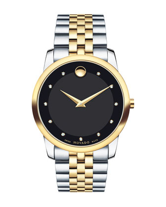 40mm Museum Classic Two-Tone Watch