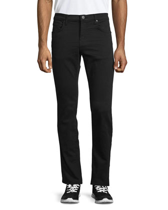 Tyler Slim-Fit Luxe Terry Jeans, Keckley